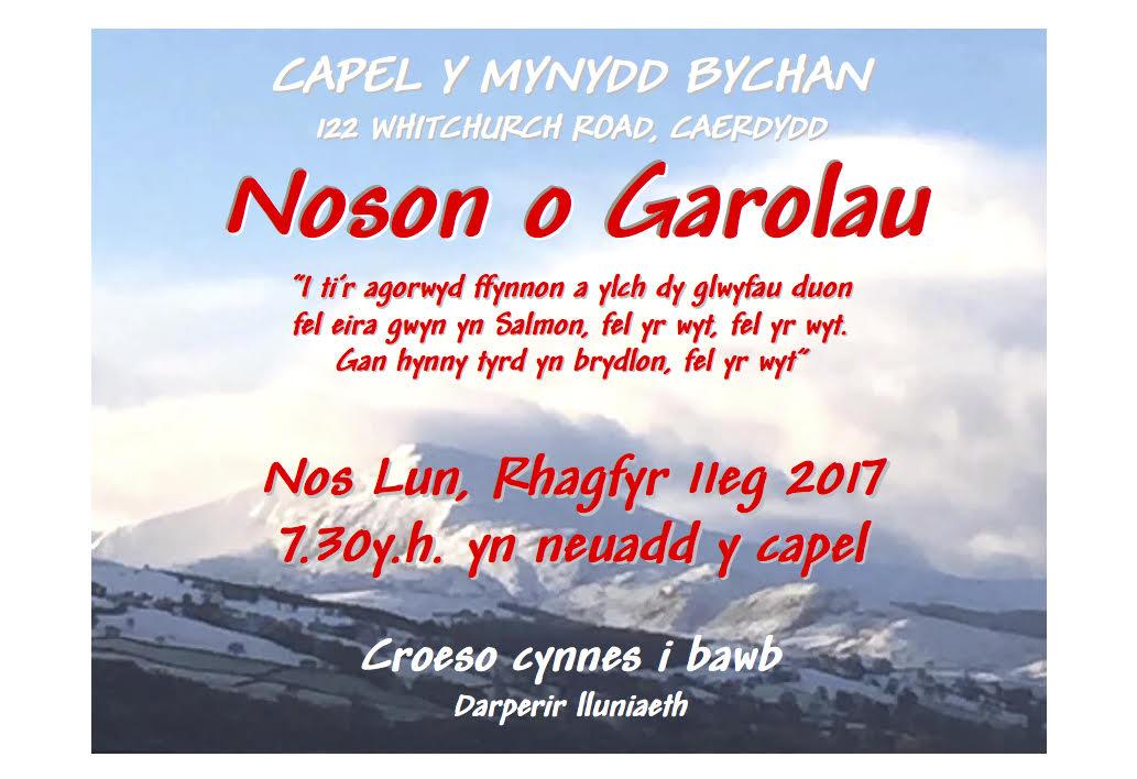 Noson o Garolau