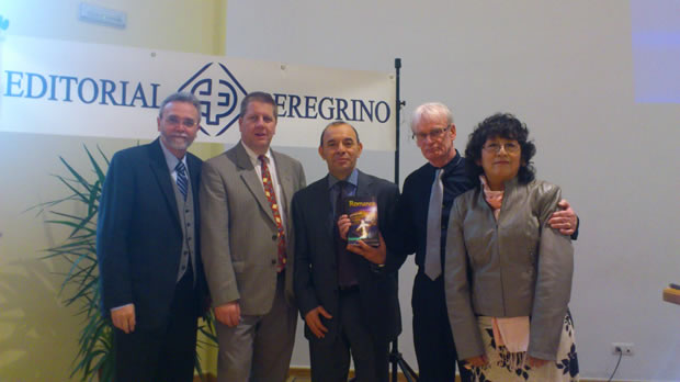 Editorial Board - Pr Piñero, Matt Hill, Eddy Muskus & Mr & Mrs Roy Davey-Jenkins