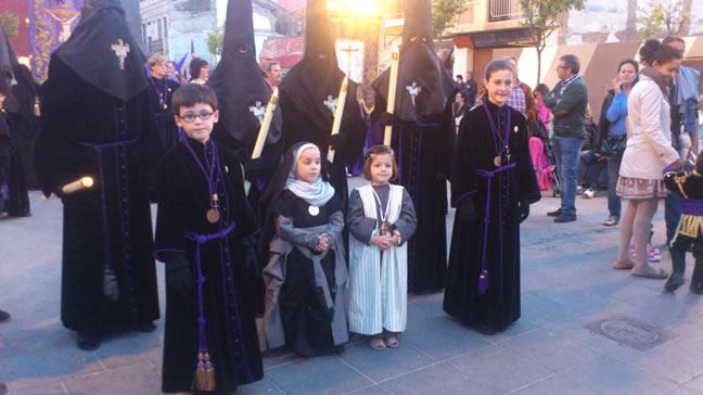 Holy week in Valencia