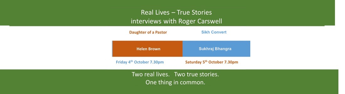 Real Lives with Roger Carswell